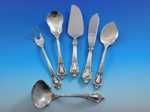 Eloquence by Lunt Sterling Silver Essential Serving Set Small 6-piece