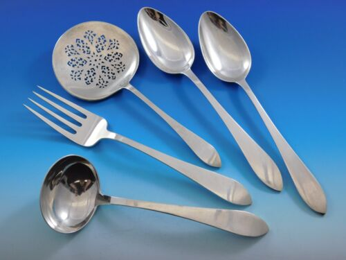 Faneuil by Tiffany & Co. Sterling Silver Essential Serving Set Large 5-piece