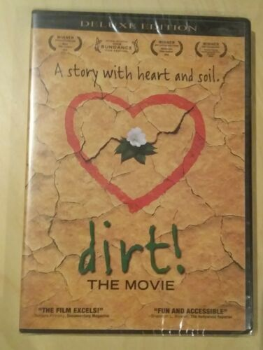 DIRT: THE MOVIE DVD BRAND NEW AND SEALED