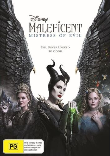 Maleficent - Mistress of Evil (DVD, 2020)