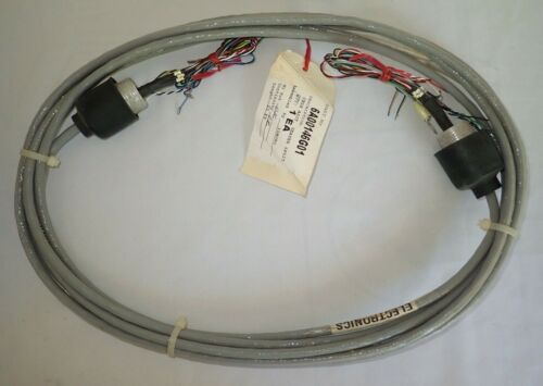 ROSEMOUNT 6A00146G01 20ft. REMOTE ELECTRONICS HEATER CABLE ASSEMBLY NEW