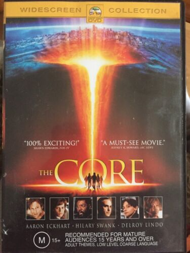 The Core (DVD, 2004) Free Post!!