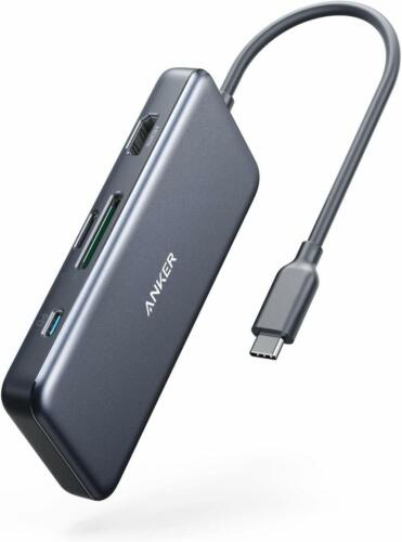 Anker USB C Hub Adapter, 7-in-1 USB C Adapter, with 4K HDMI  - NEW OZ Stock