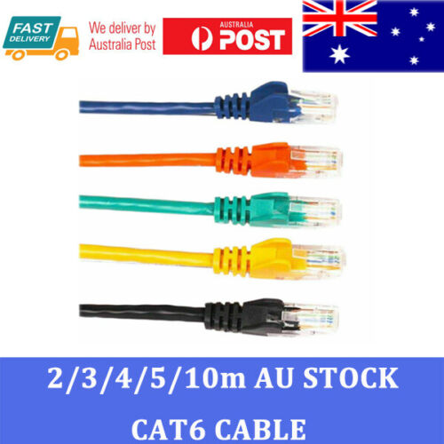 CAT6 1000Mbps Ethernet Network Lan Cable 2M 3M 4M 5M 10M Fast Speed Cable