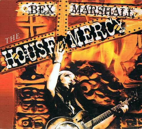 Bex Marshall - The House Of Mercy. CD
