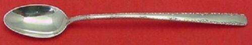 """Camellia by Gorham Sterling Silver Iced Tea Spoon 7 1/2"""" Silverware"""