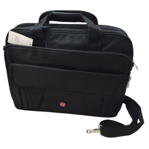 "15"" Inch Laptop Bag Notebook Computer Shoulder Carry Case Padded Messenger Pouch"