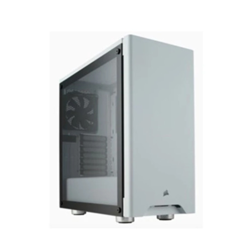 Corsair Carbide Series 275R Tempered Glass Gaming Case - White