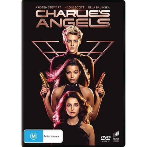 Charlie's Angels (DVD, 2019)