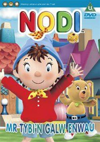 Noddy: Mr Tubby's Name Game (Welsh Language) - DVD Region 2 Free Shipping!