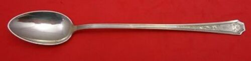 Fairfax Engraved by Durgin-Gorham Sterling Silver Iced Tea Spoon 7 1/2""