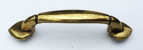 """Antique Hardware Brass Colonial Art & Crafts Cabinet Handle Drawer Pull 3""""center"""