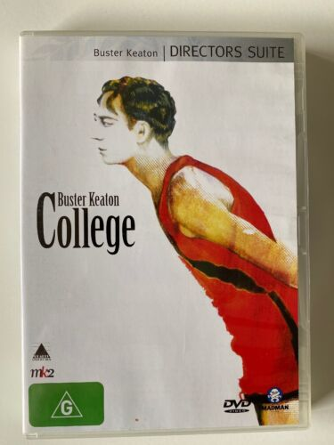 College Directors Suite Edition (DVD) Buster Keaton Rare Like New!