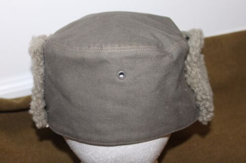Original West German Army Cold Weather Hat for Wear Under Helmets, Euro Size 58Original Period Items - 13983