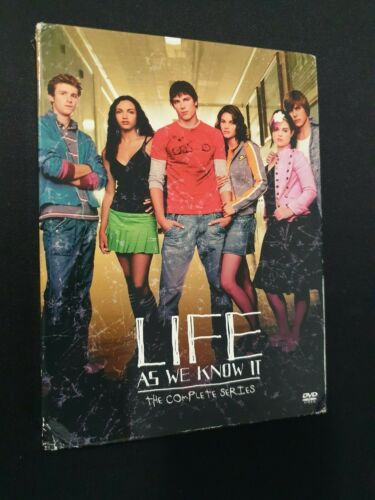 [DVD NTSC/1] LIFE AS WE KNOW IT: THE COMPLETE SERIES [3 DISCS]