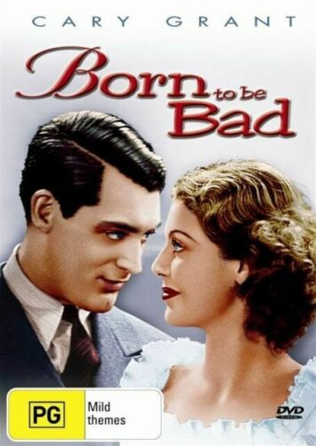 Born To Be Bad - DVD - Marion Burns, Cary Grant - REGION 4