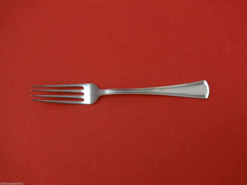"""Virginia by Dominick and Haff Sterling Silver Regular Fork 7 1/8"""" Flatware"""