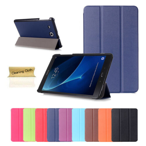 """For Samsung Galaxy Tab A / E /S3 /S2 7"""" 8"""" 10.1"""" Tablet Leather Stand Cover Case"""