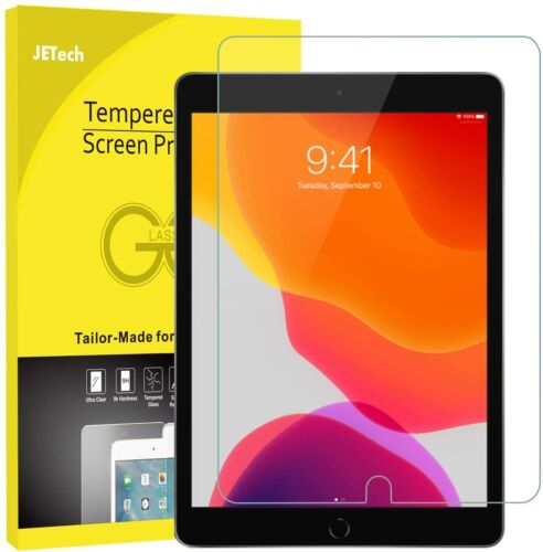 Premium Screen Protector for iPad 7 (10.2-Inch, 2019, 7th Gen) Tempered Glass
