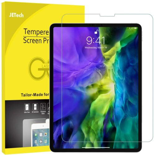 Premium Screen Protector for iPad Pro 11-Inch (2020/2018) Tempered Glass Film