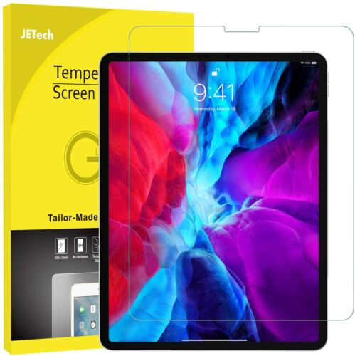 Premium Screen Protector for Apple iPad Pro 12.9-Inch (2020/2018) Tempered Glass