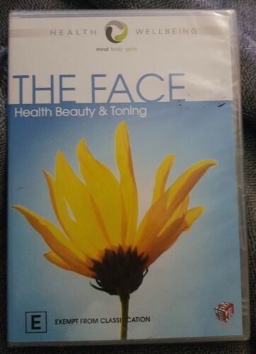THE FACE: HEALTH BEAUTY & TONING * MIND BODY SPIRIT * NEW & SEALED DVD