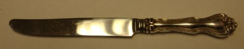 "Westmoreland Sterling GEORGE MARTHA WASHINGTON New French Dinner Knives (8-3/4"")"