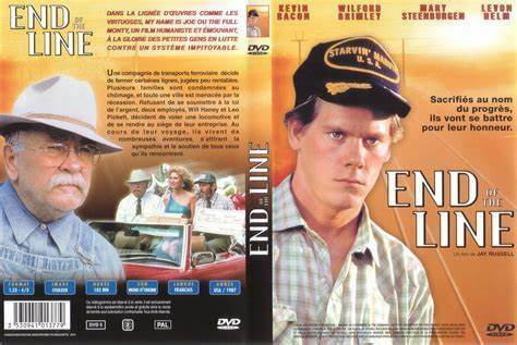 End of the Line - Kevin Bacon (DVD)   ...Region 4