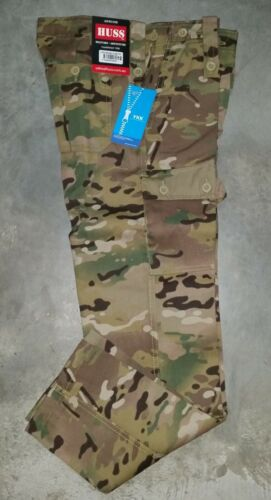 "MULTICAM PANTS - NEW MADE **30"" TO 46"" WAIST** CARGO PANTS CADETS ARMYModern, Current - 36066"