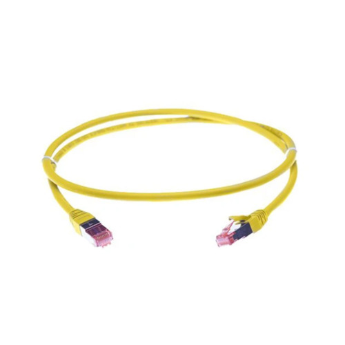 Cat 6A S Ftp Lszh Ethernet Network Cable Yellow