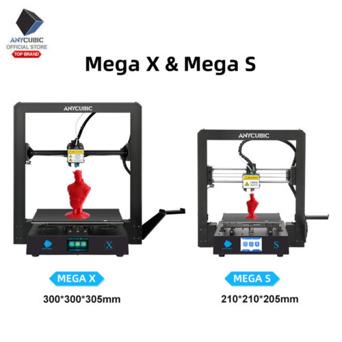 Stampante 3D Anycubic i3 MEAG-S|Mega X 3.5