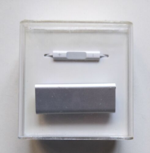 IPOD Shuffle 4GB Silver A1271 - New Unopened