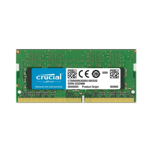 Crucial 16Gb Ddr4 Notebook Memory Pc4 21300 2666Mhz