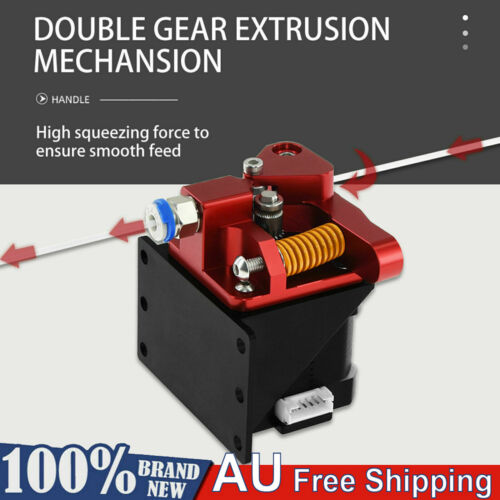 Aibecy Upgraded Remote Dual Drive Gear Extruder Kit for Creality 3D Printer Part