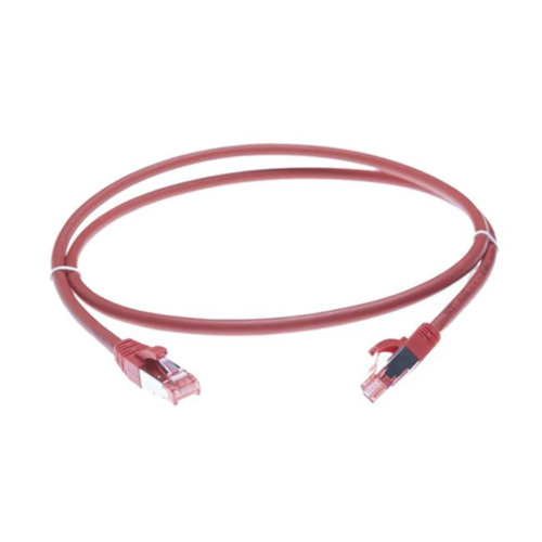 Cat 6A S Ftp Lszh Ethernet Network Cable Red