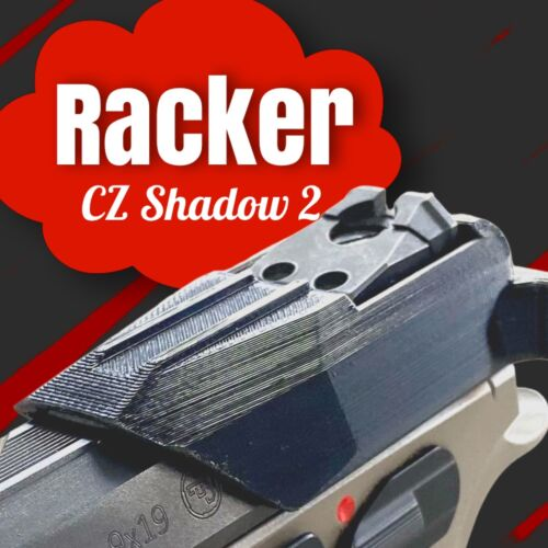 CZ Shadow 2 Slide Racker. DIY Version. No Modification To The PistolOther Hunting - 383