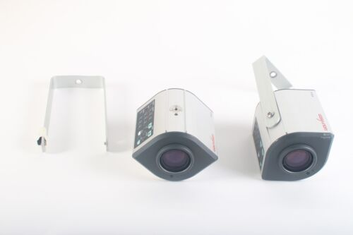 Wolf Vision Eye-12 Advanced Live Image Camera Lot of 2 - AS IS