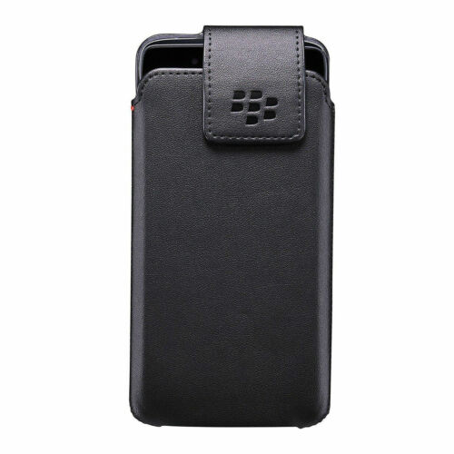 iPhone X / XS Belt Clip Holster Case - Pouch - Swivel Rotating Leather