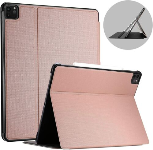 Case for iPad Pro 11 2nd Generation 2020 2018 Support Apple Pencil 2 Slim Stand