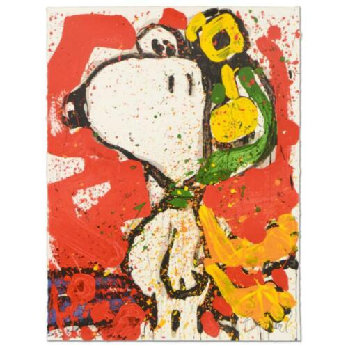"""Tom Everhart- Hand Pulled Original Lithograph """"To Remember…"""""""
