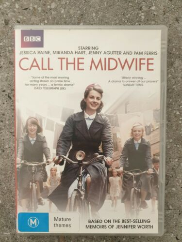 CALL THE MIDWIFE | SERIES ONE | DVD | VGC