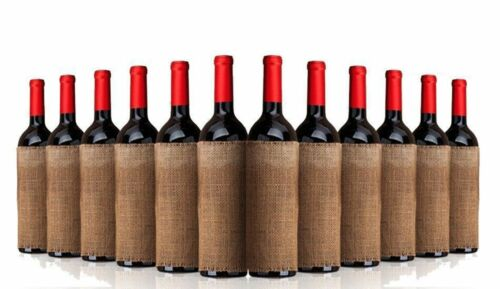 Mystery Premium Red Wine - Damage Label 12x750ml RRP $240 Free Shipping