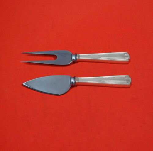 Etruscan by Gorham Sterling Silver Hard Cheese Serving Set 2-Piece Custom
