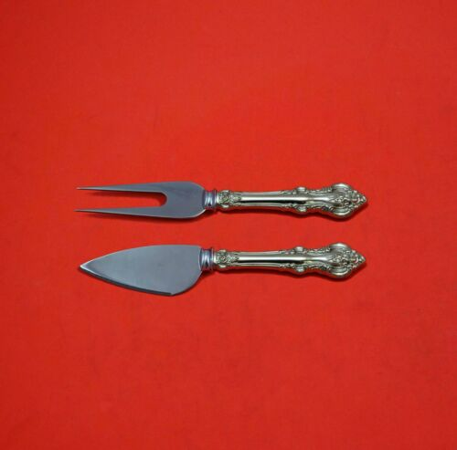 El Grandee by Towle Sterling Silver Hard Cheese Serving Set 2-piece Custom Made