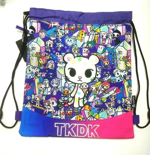 ZAINO ZAINETTO SACCHETTO TOKIDOKI PURPLE