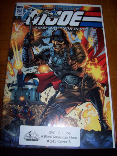 G I JOE 1 RARE HASBRO CONVENTION SPECIAL EDITION VARIANT GIVEAWAY PROMO 2004 NM