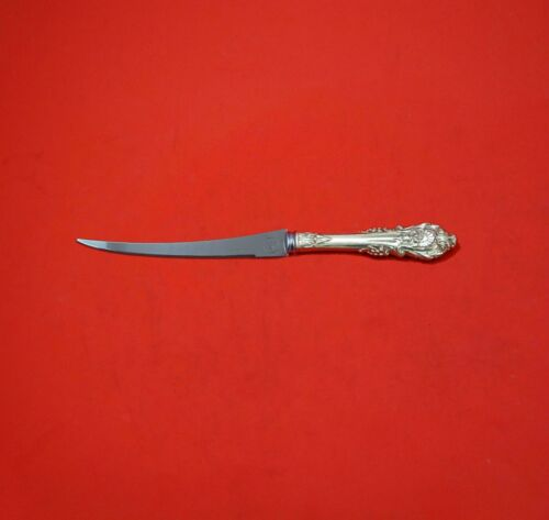 Sir Christopher by Wallace Sterling Silver Tomato Knife Serrated Custom 7 5/8""