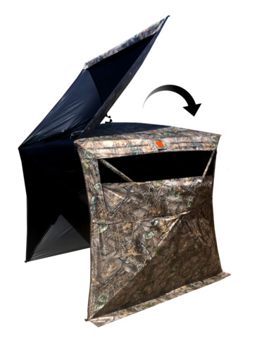 3 PERSON HUNTING BLIND Blinds - 177910
