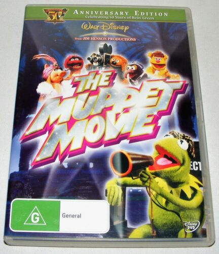 THE MUPPET MOVIE ---- ( Dvd )