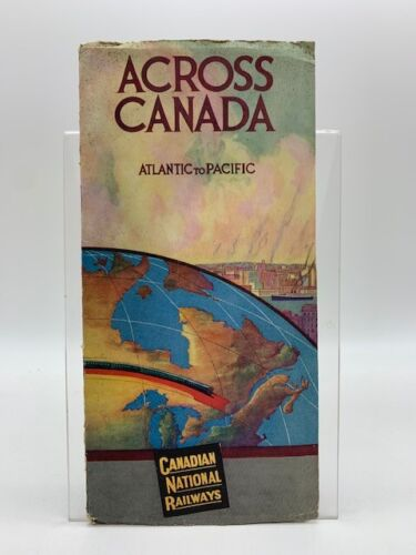 Across Canada. The Scenic Route to the Pacific Coast, Australia and New Zealand